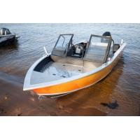 Алюминиевая лодка REALCRAFT 500