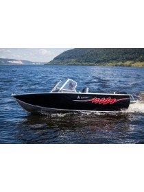 Алюминиевая лодка REALCRAFT 440