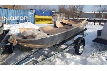 Новинки! Поступление лодок производителя АРМАДА64 на склад нашего магазина!