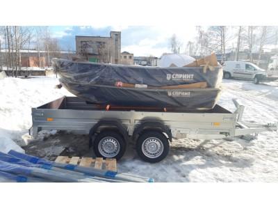<Новинки! Поступление лодок производителя АРМАДА64 на склад нашего магазина!