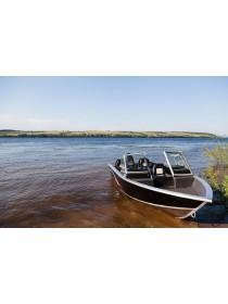 Алюминиевая лодка REALCRAFT 470 FISH