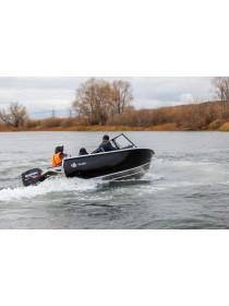 Алюминиевая лодка Салют-PRO 480 NEO