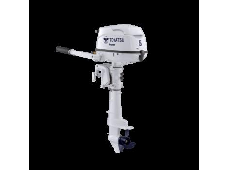 Лодочный мотор Tohatsu MFS 5 S (LPG)