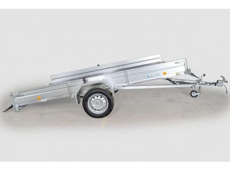 Автомобильный прицеп ЛАВ 81012С 4.0