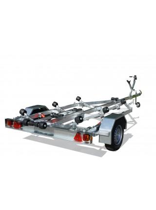Автомобильный прицеп ЛАВ 81014A