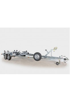 Автомобильный прицеп ЛАВ 81018
