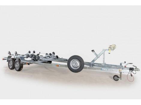 Автомобильный прицеп ЛАВ 81018А