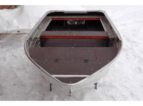 Алюминиевая лодка Верта 360
