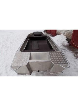 Алюминиевая лодка Верта-360