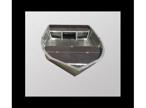 Алюминиевая лодка Вятка Профи Вариант