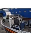 Алюминиевая лодка Wellboat-53 рубка