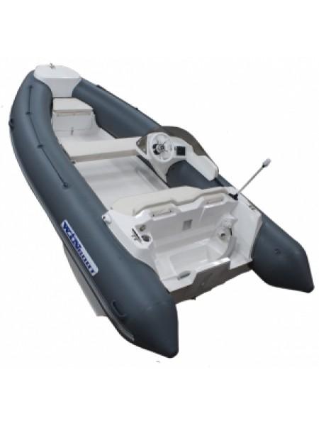 РИБ WinBoat 485R Luxe с консолью