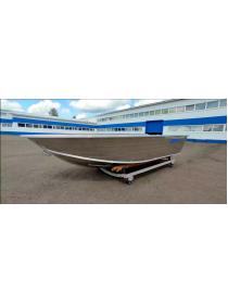 Алюминиевая лодка Heман-400