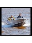 Алюминиевая лодка Wyatboat 430