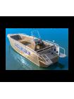 Алюминиевая лодка Wyatboat 430 С