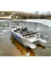 Алюминиевая лодка Wyatboat 430 DС