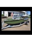 Алюминиевая лодка Wyatboat 430 DСМ