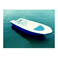 Стеклопластиковая лодка Wyatboat-430C ТРИМАРАН