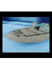 Алюминиевая лодка Wyatboat 430 T DСМ ТРАНСФОРМЕР