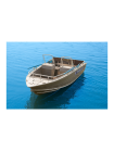 Алюминиевая лодка Wyatboat-460DС