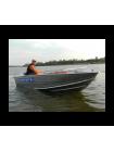 Алюминиевая лодка Wyatboat-460Р