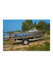 Алюминиевая лодка Wyatboat-460T TRANSFORMER