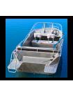 Алюминиевая лодка Wyatboat-490