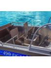 Алюминиевая лодка Wyatboat-490DCМ