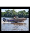 Алюминиевая лодка Wyatboat-490DCМ PRO