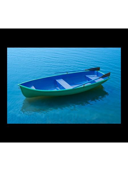 Стеклопластиковая лодка Wyatboat-Дельфин