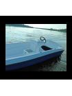 Стеклопластиковая лодка Wyatboat-Пингвин КОНСОЛЬ