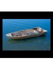 Алюминиевая лодка Вятка-Профи 37