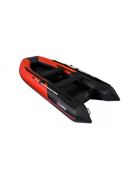 Надувная лодка ПВХ YUKONA 430 НДНД