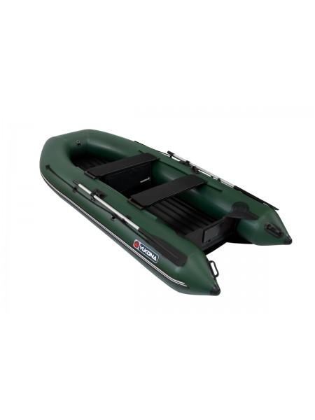 Надувная лодка ПВХ YUKONA 450 НДНД
