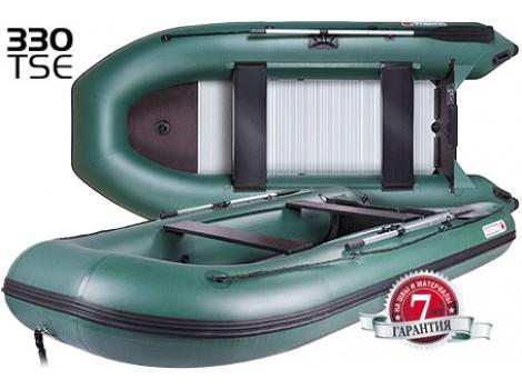 Надувная лодка ПВХ Yukona 330 TSE