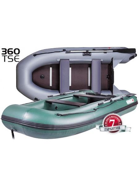 Надувная лодка ПВХ Yukona 360 TSE