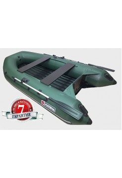 Надувная лодка ПВХ YUKONA 300 НДНД