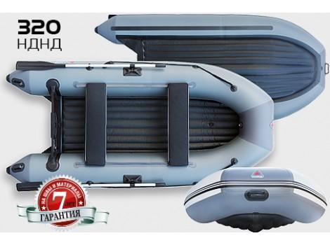 Надувная лодка ПВХ Yukona 320 НДНД