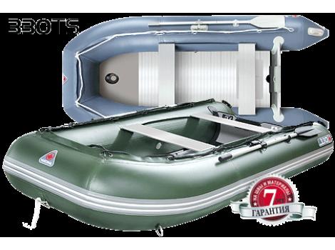 Надувная лодка ПВХ Yukona 330 TS