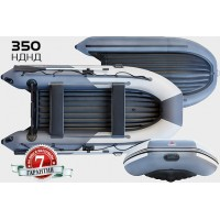 Надувная лодка ПВХ Yukona 350 НДНД
