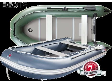 Надувная лодка ПВХ Yukona 360 TS