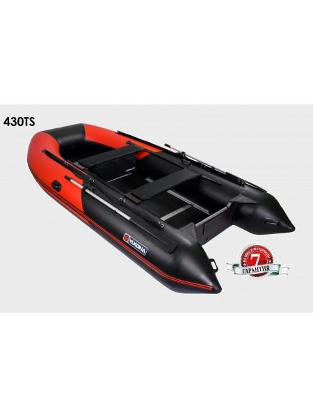 Надувная лодка ПВХ Yukona 430 TS (F)