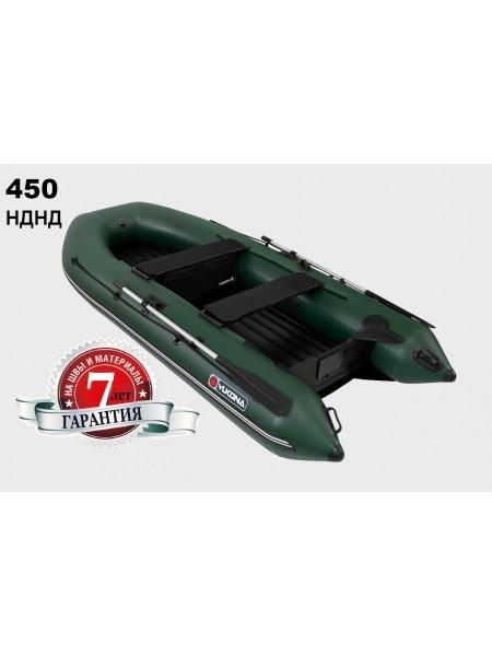 Лодка надувная ПВХ YUKONA 450 НДНД
